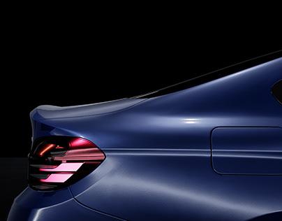 BMW M4 - Unreal Engine 4