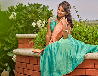 The Chennai Silks - Kids Collection