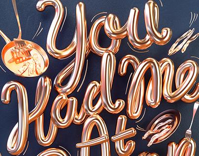 Various Typography / 2017-2018