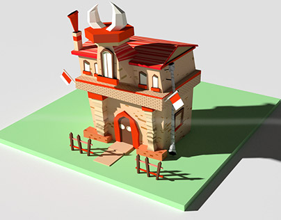 Concept environnement - game