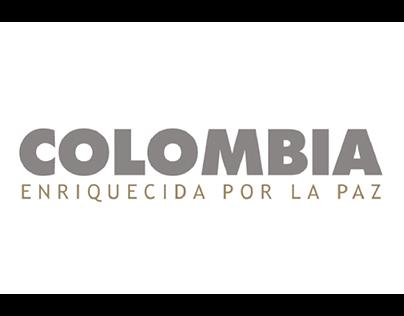 Colombia enriquecida por la paz
