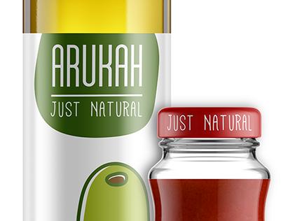 ARUKAH - Just Natural | Food Brand