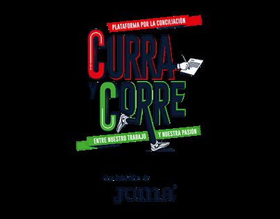 Curra y Corre - Joma