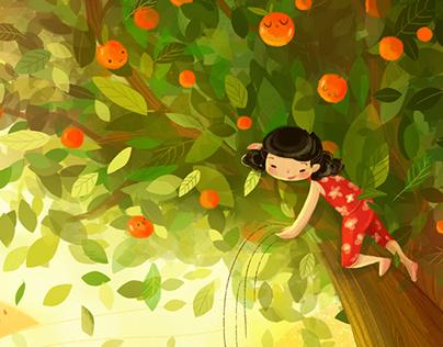 Memories of the Orange Tree