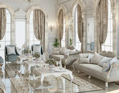 majlis & dining room