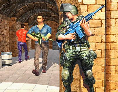 Anti Terrorist Shooting Mission 2020