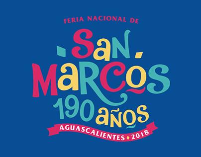 Concurso Cartel - Feria Nacional de San Marcos 2018