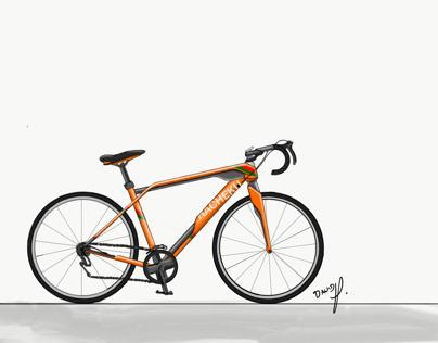 Bike Drawing Exercise