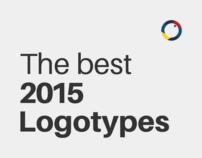 The best 2015 Logotypes by Bruno da Costa