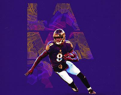 Lamar Jackson - Ravens