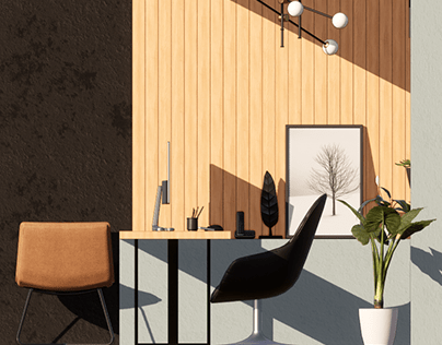 """""""Office Design """" A Quick Project"""