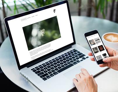 WDSTCK website & Graphics for social media