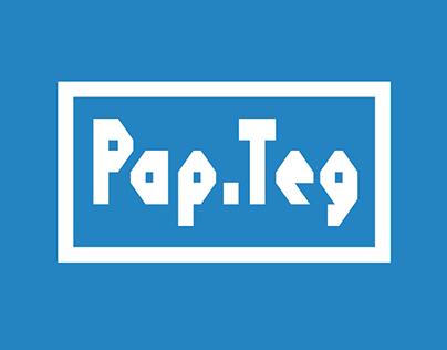 Pap-Teg - Lixeira para pepel
