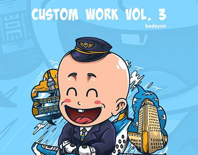 Custom Work Vol.3