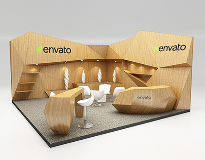 Exhibition Booth - Inline 6x6