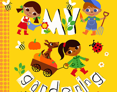 Kids Gardening Journal