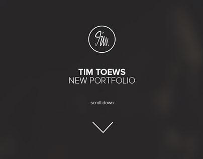 Tim Toews Portfolio