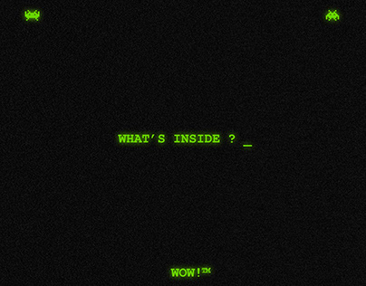 WHAT'S INSIDE ?