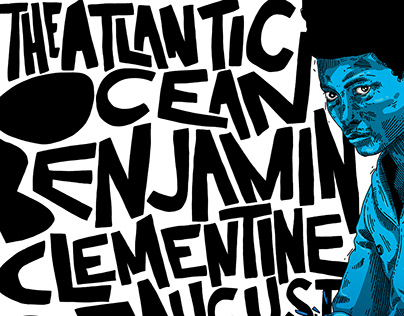 Dream Gigs Illustrated / Benjamin Clementine