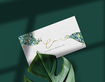 Claudia Murillo - Branding Project