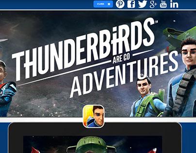 Thunderbirds UI