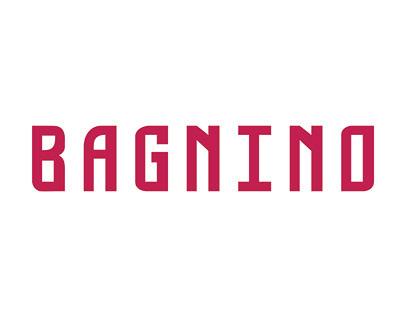 BAGNINO - Fontdesign 1/2