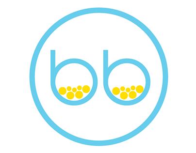 Boba Bar Restaurant Logo + Brand Identity + T-Shirts