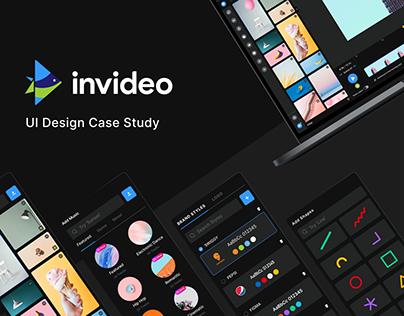 InVideo Case Study (UI)
