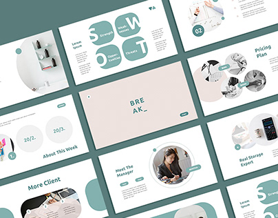 Company Report Presentation
