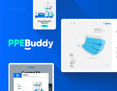 PPE Buddy Website | Personal Protect Equipment