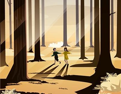 Summer Tale: Follow me