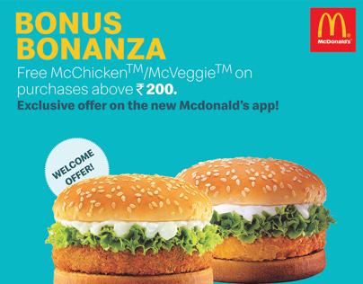coupons for mcdonalds mumbai