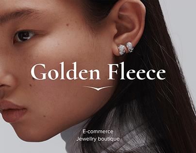 Golden Fleece – Jewellery boutique