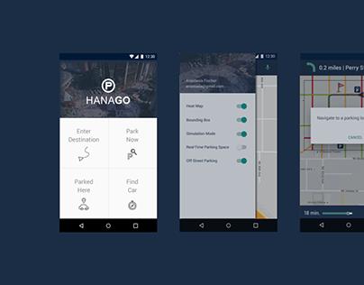 Hanago App | Mobile App