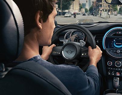 Smile MINI Steering Wheel