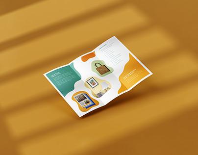 Honey Brash Brochure Design