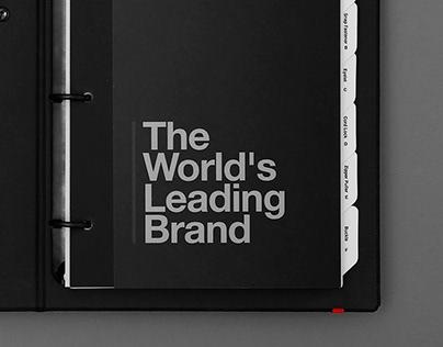 Activewear Guide Book Design for Duraflex