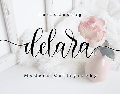 Delara Script