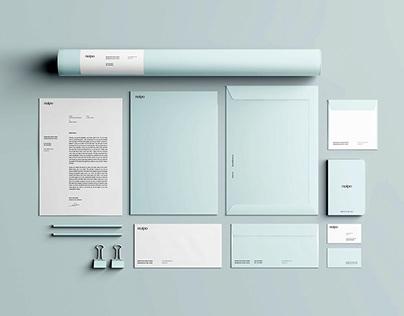Branding Presentation Mockup PSD