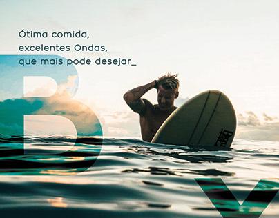 Editorial - Bocaxica Surf, Beach bar / Surfschool