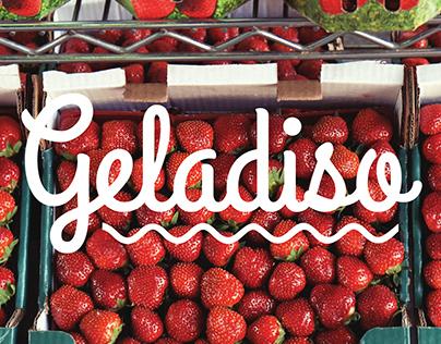 Geladiso Branding