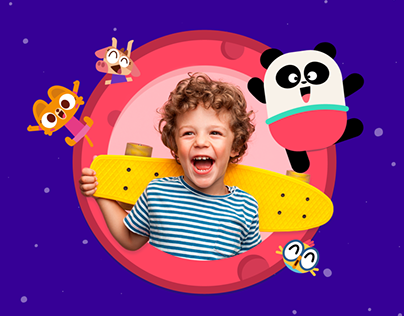 Lingokids Landing pages