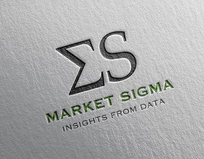 Market Sigma: Logo Design