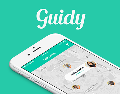GUIDY - Interactive Guided Tours