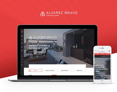Alvarez Bravo Sitio Web