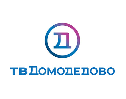 Logo Design - TV Domodedovo