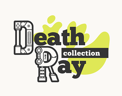 Death Ray Collection (ILLUSTRATION)