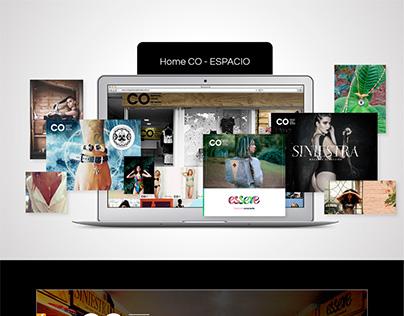 Sitio Web - CO Espacio