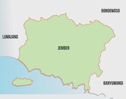 Infografis Potensi Kabupaten Jember