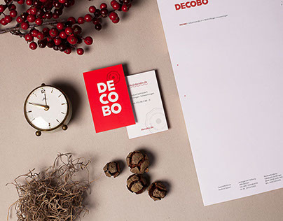 DECOBO _Naming, Branding & Corporate Website